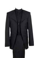 "Suit ""Bacchus"" black"