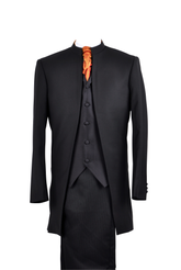 "Suit ""Nehru"" black"